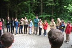 Musteraktivität fürs Bundeslager 2008