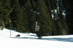 Schneeweekend 2006