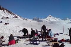 Schneeweekend 2007
