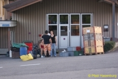 Vorbereitung Bundeslager 2008