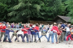 Neulingsübung und Waldfest 2006