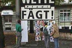 Wette Pfadi Fägt 1999