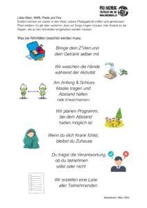 thumbnail of Infoblatt zu Aktivitäten